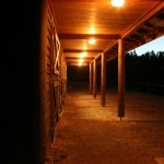 Stables At Night 01